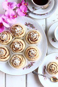 Helpot ja nopeat pikapullat - Suklaapossu Sweet Bakery, Food Inspiration, Cereal, Goodies, Food And Drink, Sweets, Candy, Breakfast, Desserts