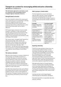 Road culture essay hook