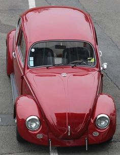 Vintage VW Bug custom.
