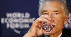 Noticia Final: Presidente da Nestlé diz que a água não é um direi...