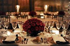 Hollywood Glamour!  #wedding. Can't wait to plan this wedding. It will be epic.