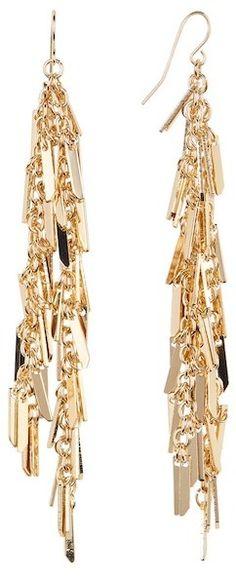 Natasha Accessories Dangling Stick Earrings#affiliatelink