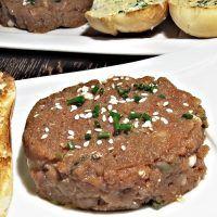 Recept : Tatarák ztuňáka | ReceptyOnLine.cz - kuchařka, recepty a inspirace Meatloaf, Smoothie, Cooking, Food, Kitchen, Essen, Smoothies, Meals, Yemek