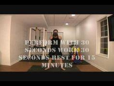 Turbulence Training Style Fat Loss Kettlebell Workout