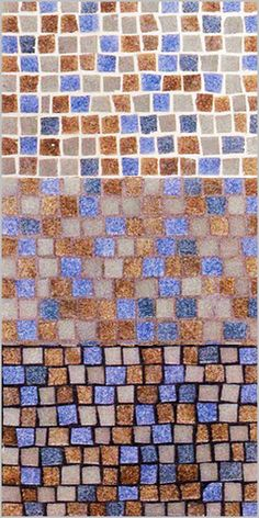 How important is grout choice for your mosaic grout mosaics and qt when choosing grout color remember grout color changes the tonal relationships between tiles tyukafo