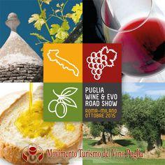 Le Enoteche e le date della degustazione degli #Spumanti #dAraprì a #Milano e #Roma nella manifestazione Puglia Wine & EVO Road Show del #MTVPuglia. http://www.darapri.it/puglia-wine-e-evo-roadshow/