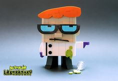 Cartoon Network shows like Ed, Edd 'n' Eddy, The Powerpuff Girls and Dexter's Laboratory were a huge part of my childhood. GolPlaysWithLego induces nostalgia for the former with a LEGO version of the genius Dexter himself. I like his expression of disdain shown through both the shaping of his glasses, and the use of a …