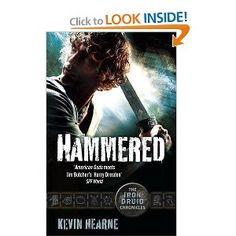 Hammered (Iron Druid Chronicles 3)