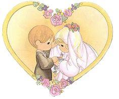 precious moments images clipart | Precious Moments Weddings