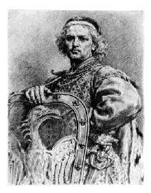 Portret Leszka Białego