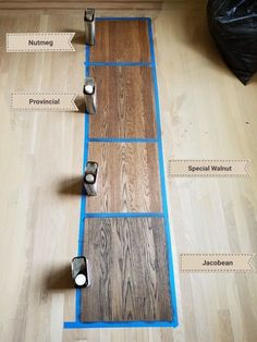 All wood floors are protected by a clear coating that eventually becomes scratched, scuffed and dull. Hardwood floor refinishing can help you get rid of those unsightly scratches and marks.  #Hardwood #Flooring #FloorRefinishing #Grey #Home #walnuthardwoodflooringredoak Oak Floor Stains, Stains For Wood, Refinishing Hardwood Floors, Floor Refinishing, Oak Hardwood Flooring, Pine Flooring, Jacobean Stain, Walnut Floors, White Oak Floors