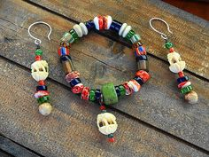 Elephant Walk Spiny Oyster Ancient Hebron by MountainMagicJewelry