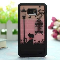 This beautiful and elegant 86hero Ero case for Samsung Galaxy S II S2 will decorate, protect your Samsung Galaxy S II with the elegant style cases! Not only does it change the look of your Samsung Galaxy S II in seconds, but it protects it too.