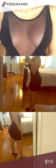 Black American Apparel dress Black American Apparel Dress  Like New condition American Apparel Dresses Mini