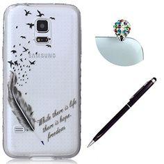 Pheant Samsung Galaxy S5 Mini Hülle [3 in 1 Set] TPU Sili... http://www.amazon.de/dp/B01DHRTMQK/ref=cm_sw_r_pi_dp_Ufjgxb0ZBZCV4