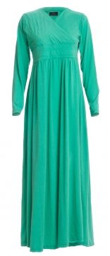 Simple Islamic womens clothing from Nuri Creations - Abayas, Jilbabs & Gowns that is refreshing, versatile and elegant.
