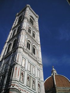 Giotto's Campanile Florence Tuscany