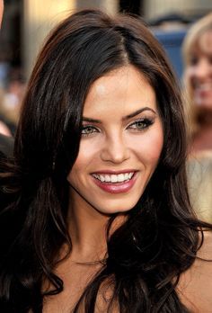 Jenna Dewan. Makeup. Natural. Bridal. Pink Lip