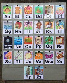 https://flic.kr/p/J9MCWM   Dutch alphabet for my daughters