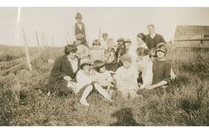 Nova Scotia Archives - Helen Creighton - Archives Devil's Island group, Ben Henneberry in centre with hand down singing Nova Scotia, Centre, Singing, Archive, Knowledge, Island, Group, History, Couple Photos