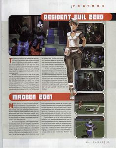 N64 Gamer #30, August 2000 - A look at the N64 version of Resident Evil 0, before it became a Gamecube title.  Follow oldgamemags on Tumblr...