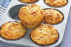 Make a batch of these more-ish muffins to keep in the freezer so that you never have to worry about school lunches again.
