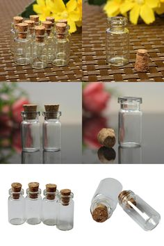 Spectacular  Visit to Buy pcs Set Mason Jar Small Glass Bottle Vials Glass Jars