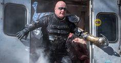 Gotham   Primeiras imagens de Barnes como vilão Executor são divulgadas