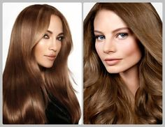 Light Brown Hair Color - Highlights for Brunette   Hairstyles  Hair Ideas  Updos