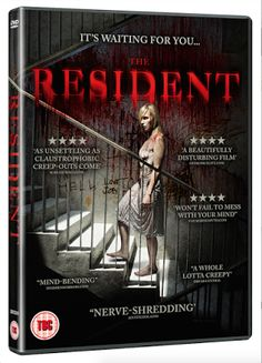 'It's waiting for you…' The Sublet – aka The Resident – is a 2015 Canadian horror feature film directed by John Ainslie (writer of Jack Brooks: Monster Slayer) from a … Best Horror Movies List, Creepiest Horror Movies, Classic Horror Movies, Scary Movies, Halloween Movies, Netflix Movie List, Terror Movies, Sci Fi Tv Shows, Horror Movie Posters