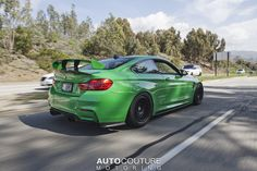 #BMW #F82 #M4 #Coupe #Green #Heaven #Relax #Live #Life #Love #Follow #Your #Heart #BMWLife