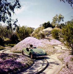 Disneyland Midget Autopia, 1962
