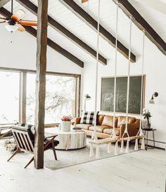 I Spy The Swirled Drum Coffee Table Photo Via Simplysuzys Living Room Remodel Home