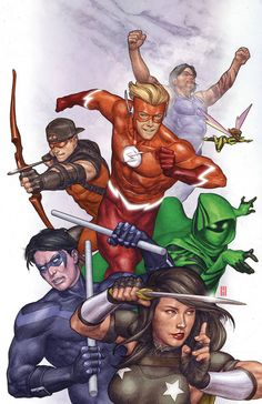 Titans #5 (Mike Choi Variant)