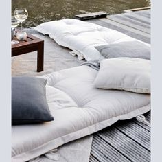 SIT AND SLEEP OUT - KARUP - Outdoor - Tuotteet Lounge, Sleep, Couch, Outdoor, Furniture, Design, Home Decor, Chair, Airport Lounge