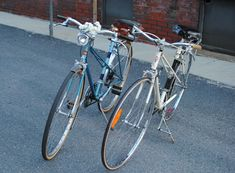 Lovely Bicycle!: Buying a Vintage Mixte: What to Look For