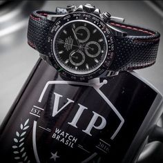 I tried to write a caption, but I'll just let this awesome strap combo and photo do all the talking 🤩 😍  . Get your racing strap at www.everestbands.com 💻  . Photo credit @vip_watch_brasil 📸 Cool Watches, Watches For Men, Rolex Tudor, You Got This, Let It Be, The Time Machine, Puerto Rico, Rolex Daytona, Mans World