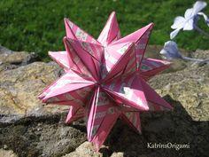 Origami ɛ♥ɜ Radianta 30 ɛ♥ɜ Kusudama