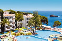 Package Holidays, City Breaks and Hotels Barcelona, Cheap Holiday, Cala, Majorca, City Break, Vacation Destinations, Dolores Park, Beautiful Places, Mansions