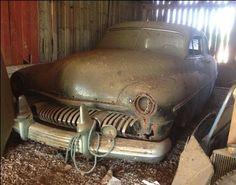 Mercury barn find