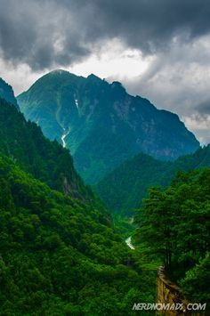 Climbing the Roof Of #Japan. The Japanese Alpine Route.