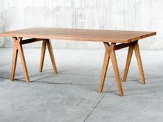 Massivholz Tisch Yoy