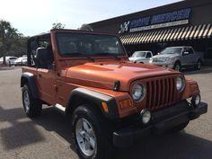 Used 2001 Jeep Wrangler For Sale | Pensacola FL