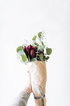 How to Make a Wine Bouquet