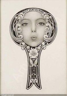 Художник-символист Louis Welden Hawkins (1849-1910)