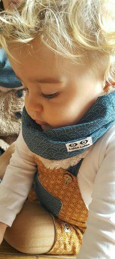 Cuello bebé www.lapanlapan.es