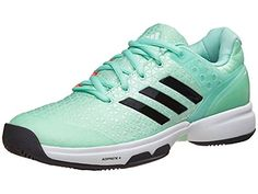 Adizero Ubersonic 2 shoes worn by Angelique Kerber at the WTA Finals