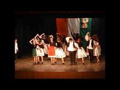 Harangok dala- harangok tánca , Kaláka Néptánccsoport Mosonszolnok - YouTube