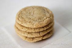 Chewy Caramel Stuffed Sugar Cookies @Barbara Bakes / Barbara Schieving