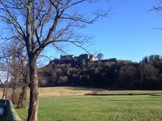 From one of our Twitter followers - lovely Stirling Castle on a blue sky day! #Scotland #history #daysout